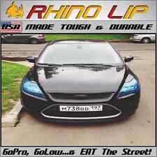 Ford Focus ST Mark I MK2 Ghia TX3 Universal Front Lip Splitter Chin Spoiler Trim