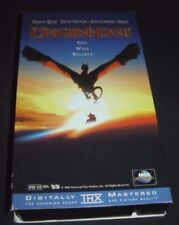 Dragonheart (VHS, 1997) Dennis Quaid Sean Connery