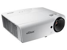 VIVITEK D552 VIDEOPROIETTORE PALMARE DLP SVGA 800x600 3.000 LUMEN ANSI NUOVO GAR