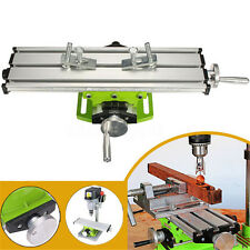 300*90mm DIY Multi-function Milling Machine Mini Lathe With Cross Sliding Table
