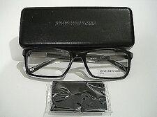 513af0fe0ed7 Jones New York Men's J517 Black Eyeglasses Rx-Able Frame 53MM