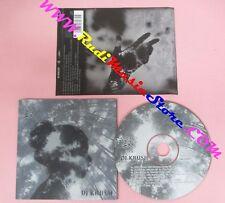 CD DJ KRUSH Jaku SONY MUSIC 517578 2 no lp dvd vhs (CS54)