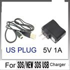 US POWER AC CHARGER CABLE for Nintendo DSi NDSi DSiXL 3DS 3DSXL/LL NEW3DS