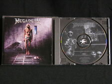 Megadeth. Countdown To Extinction. Compact Disc. 1992. Holland Pressing.
