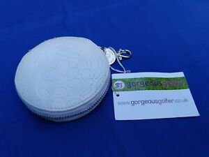 Golf accessory bag for tees keys , lipstick