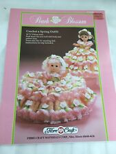 Crochet A Peach Blossom Doll Costume To Crochet For 10 1/2 And 13 Inch Doll