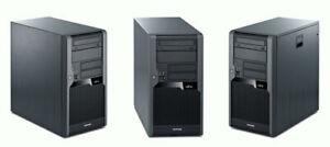 FUJITSU  ESPRIMO  AMD ATHLON II X2 240 2.8GHZ/4GB DDR2/WINDOWS 10 PRO