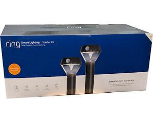 Ring Smart Lighting Solar Pathlight Starter Kit
