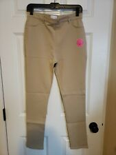 The Children's Place Tcp Girls 18 Pants Stretch Skinny Uniform Knit Nwt $25 teen