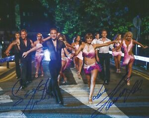 Flavia Cacace Vincent Simone Strictly come dancing hand signed photo with COA