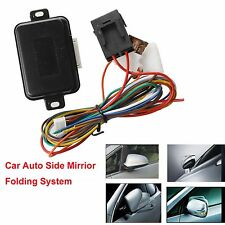 Auto Fold/Unfold Side Rear View Mirror Folding Closer System Modules For All Car