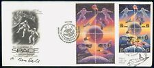 Mayfairstamps US FDC 1992 Cooperation in Space Joint Issue between US and Russia