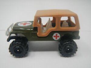 Corgi Juniors 4x4 Jeep Military Medical Jeep (2)