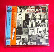 Rolling Stones Exile On Main Street JAPAN SHM MINI LP CD UICY-75762