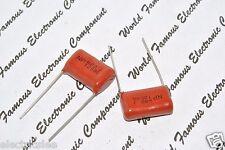 10pcs - SEORYONG NP 6800P (6800pF 6.8nF) 1250V 5% Radial Film Capacitor