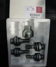 Peugeot 107 108 Citroen C1 Locking Wheel Nut Stud Kit 940531 - Genuine Accessory
