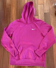 Nike Womens Hooded Swearshirt Pink