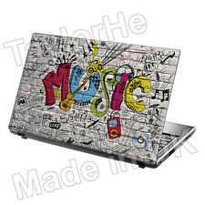"15.6"" TaylorHe Laptop Vinyl Skin Sticker Decal Protection Cover 434"