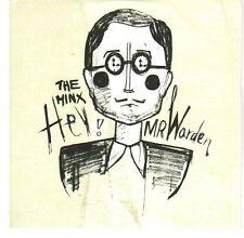 (EA460) The Minx, Hey! Mr Warden - 2013 DJ CD
