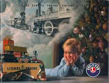 2002 CHRISTMAS COVER LIONEL CLASSIC TRAINS VOLUME 2 CATALOG EX CONDITION