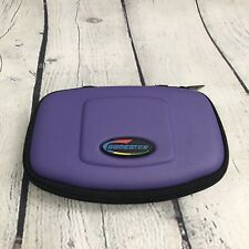 Gamester Travel Bag for Nintendo GameBoy Advance Storage Case Purple Black