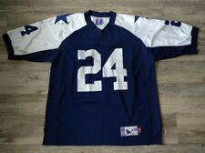 Marion Barber #24 Dallas Cowboys NFL Sewn Reebok Throwback Jersey Size 50 Large