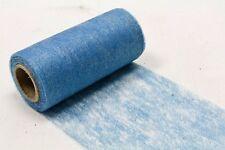 1 rouleau intissé turquoise 10 cm x 10m..Chemin de table. Décoration de mariage