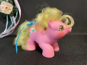 *Vintage* My Little Pony G1 - Newborn Baby Tappy - Near Perfect Condition
