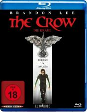 The Crow - Die Krähe [Blu-ray/FSK 18/NEU/OVP] mit Bruce-Lee-Sohn Brandon