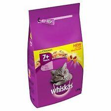 Whiskas 7+ Complete Adult Chicken 1.9kg - 726534