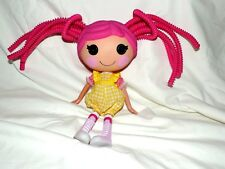LALALOOPSY SILLY HAIR CRUMBS SUGAR COOKIE DOLL