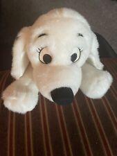 "Disney Store 101 Dalmatians Penny Puppy 12"" Floppy Plush Stuffed Toy Spot Dog"