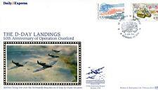 D-Day Landings Anniversary cover, Arromanches les Bains pk