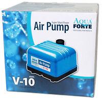 AQUAFORTE AIR PUMP V10 - Luftpumpe Sauerstoffpumpe Membranpumpe Teich Aquarium