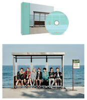 BANGTAN YOU NEVER WALK ALONE WINGS BTS [LEFT Ver] Album CD+Poster+Photocard+Gift