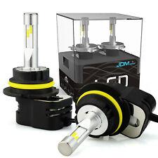 JDM ASTAR 2x 8400LM 9007/HB5 LED Headlight High Low Dual Beam Bulbs Xenon White
