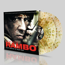 Rambo OST Camoflauge Vinyl - Brian Tyler