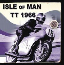 TT 1966 CD: HAILWOOD, AGOSTINI, BRYANS, IVY, READ. 44 MINS. DUKE DMCD9950