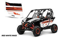 AMR Racing Can-Am Commander/Mave UTV Door Graphics Wrap for Blingstar Doors 2 WR