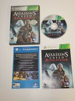 Assassin's Creed: Revelations (Microsoft Xbox 360, 2011) Platinum Hits