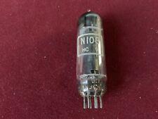 Vintage Radio Válvula Marconi N108 Probado Funcionando (91)