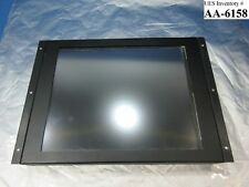 """Mitsutech MTK1800V-TR-ASM 18"""" Touch Screen LCD Monitor Panel Loose Frame As-Is"""