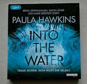"""Sammlungsauflösung Hörbücher: PAULA HAWKINS """" Into The Water"""""""