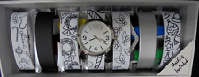 Doodlz Coloring Watch Markers 7 Bands Christmas Holiday CREATE Your own!!! NIB