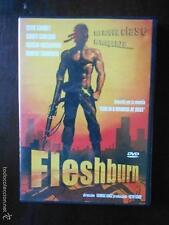 DVD FLESHBURN - STEVE KANALY - KAREN CARLSON (6A)