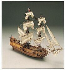 "Beautiful, brand new Mantua wooden model ship kit: ""Golden Star"" (Mn#769)"