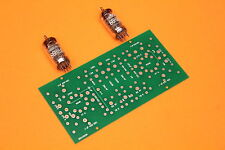 AMPLIFIER DYNACO ST-70 ST70 - 6GH8 6GH8A partial KIT - PCB PC-3A and TUBES - DIY