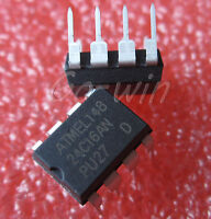 50 pieces IC AT24C16 AT24C16AN-PU-2.7 EEPROM DIP8 nouveau