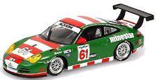 Porsche 911 Gt3 Nearn Lacey Shep 24h Daytona 2005 1:43 Model MINICHAMPS