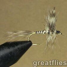 1 dozen (12) - Mosquito - DRY FLY